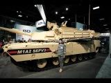 Новый M1A2 Abrams SepV3 поступит в войска США в 2019 году