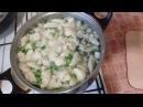 Бабушкин суп Очень вкусный суп с галушками