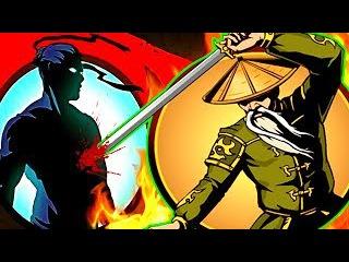 НОВОЕ НАЧАЛО #4 Видео для детей прохождение игры Shadow Fight 2 бой с тенью от Funny Games TV