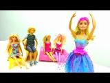 Мультик Барби 🎀 #БАРБИ Балерина выступает в театре! 👯 Куклы и Игры для Девочек B...