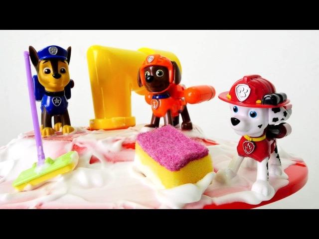 Die Paw Patrol Toys machen Frühjahrsputz – Paw Patrol Videos – Paw Patrol auf Deutsch