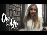 On the go with EF #52  Maria gets literary at Dublin's Trinity College