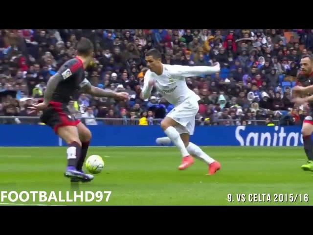 Top 20 Ronaldo Goals Santiago Bernabeu