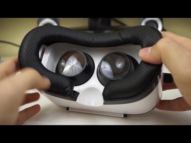 Обзор BOBOVR Z3 3D Очков виртуальной реальности VR