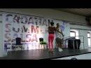 Alexander Carbo Rosalia GT - Cuban dance fusion workshop - CSSF Rovinj 27-6-2015