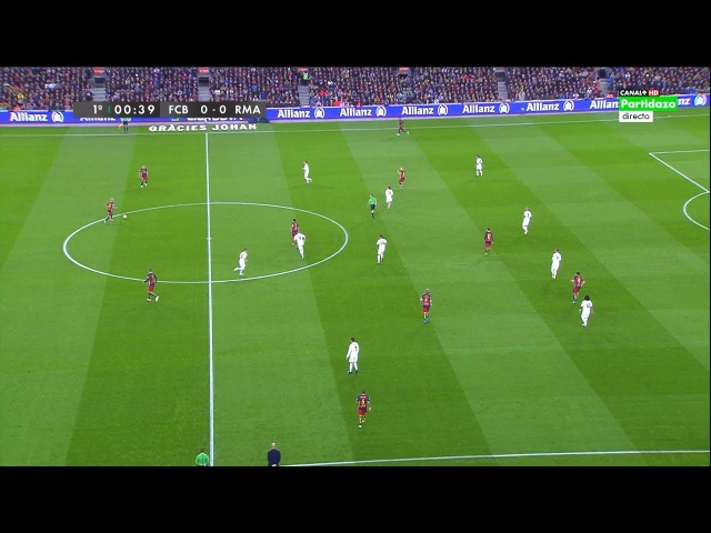 Barcelona Vs Real Madrid 1-2 ● Full MATCH ● ElClasico 2016 ● UHD 4K
