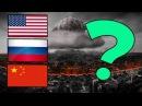 D'où Viendra La Prochaine Guerre Nucléaire? [Anticipation 2016]
