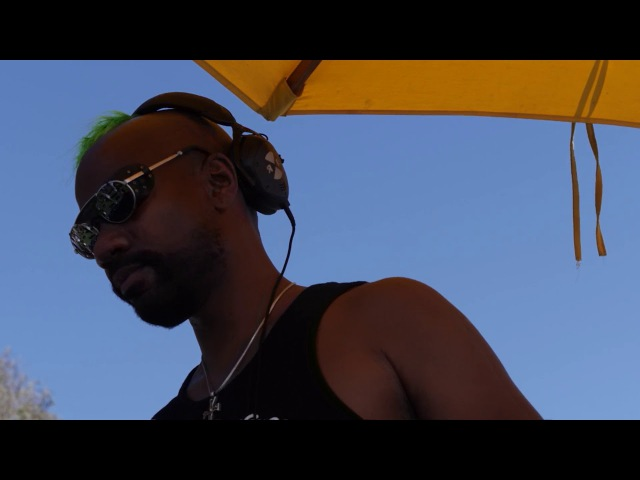 Green Velvet Tech House DJ Set From Groove Cruise in Mexico