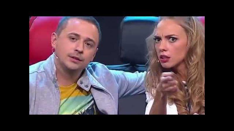 Камеди Вумен 8 Сезон Громкая связь