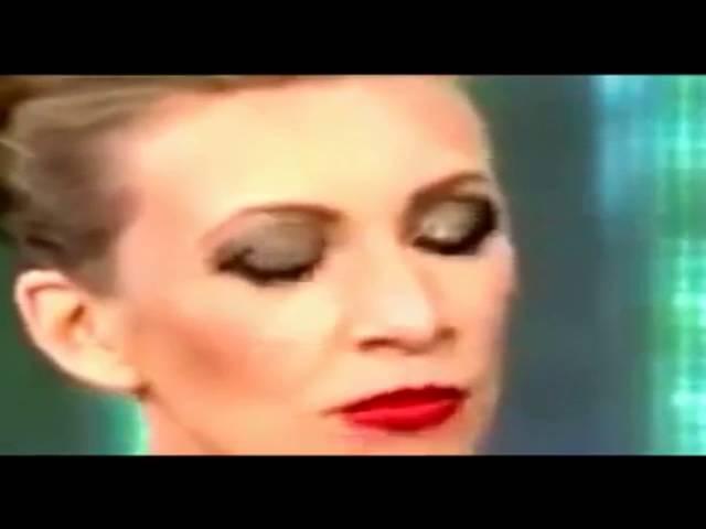 Захарова переплюнула Камеди клаб шутками и умом/ Zakharova surpassed Comedy Club jokes and wit
