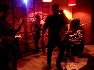 группа Ф А Н А Т -Ты устроила облом(Live) в баре Черный Кот 04.02.17