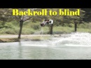 Air Trick: Backroll to blind tutorial. Best wakeboard tutorial,