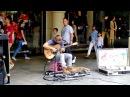 ФАНТАСТИЧЕСКИЙ УЛИЧНЫЙ ФРИСТАЙЛ ► уличный музыкант выдал шедевр