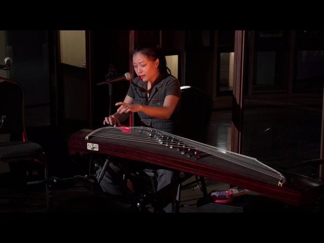 Wu Fei plays Summer Palace at Oz Arts Nashville (guzheng singing)
