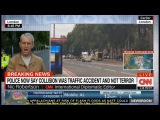 Breaking News Police Now Say Collision Was Traffic Accident And Not Terror  CNN Live