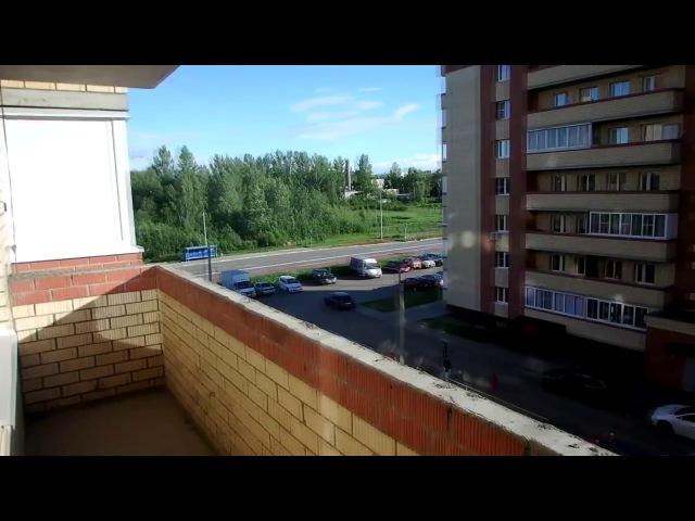 1-к. квартира на Тутаевском шоссе. Ярославль.