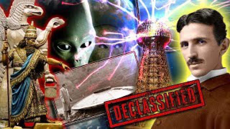 Альцион Плеяды 63:Рассекречивание НЛО и Пришельцы, Сатанизм-Ватикан, Люди в Чёрн ...