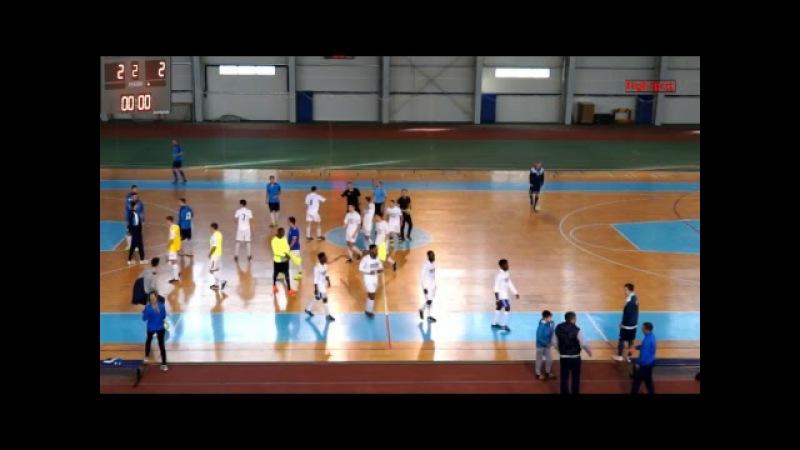 Футзал Вища ліга АФС International КомпСервис СумДУ 2 HighSportLive HSL