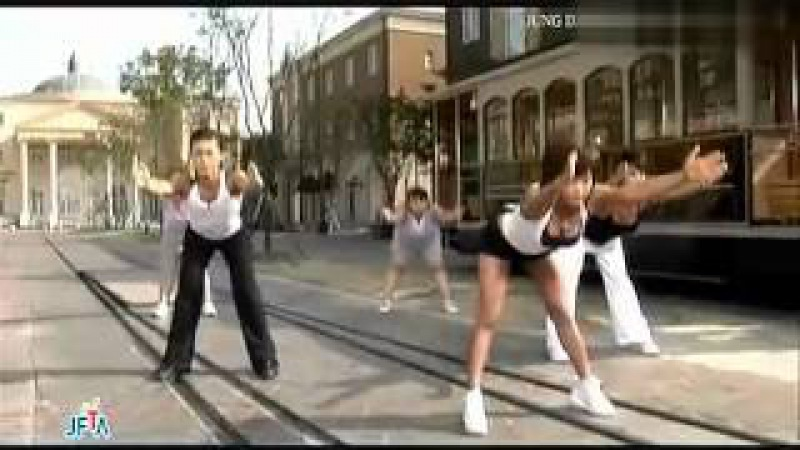 郑多燕健身舞全集 中文版减肥舞减肥操 瘦身