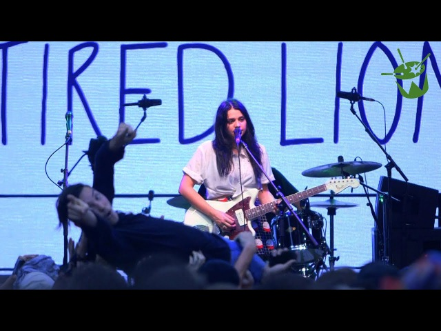 Tired Lion – 'Cinderella Dracula' (triple j Unearthed Live At The Steps)