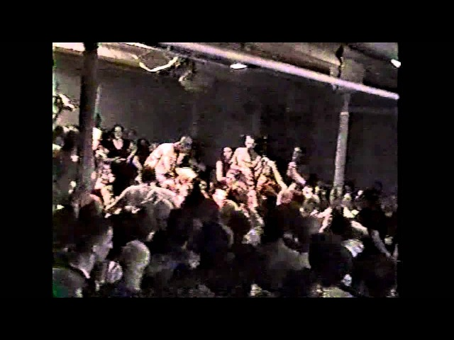 Hands Tied - live @ Homebase, Wilkes Barre, PA - Posi Fest 2001