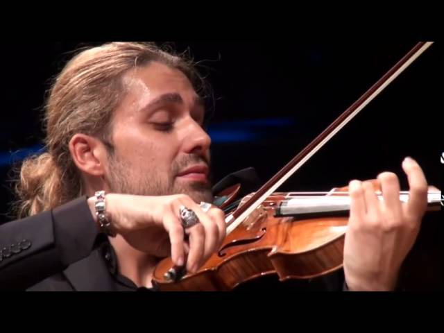 David Garrett Julien Quentin, Brahms Sonata No 2., engl. subtitles