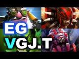 EG vs VGJ.Thunder - 25k OMG Match! - PGL Open Minor DOTA 2