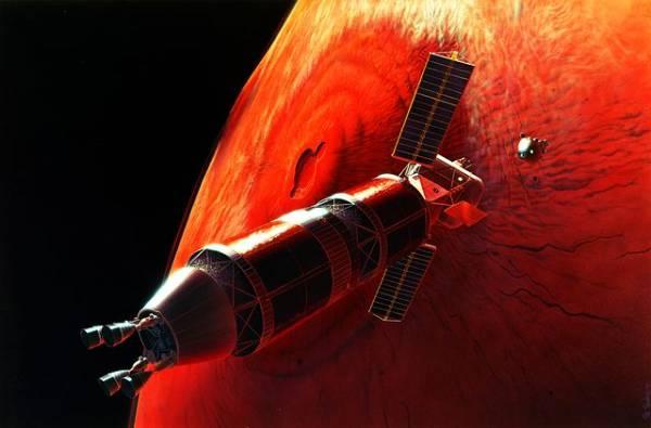 Российский прибор найдет «оазисы» на Марсе