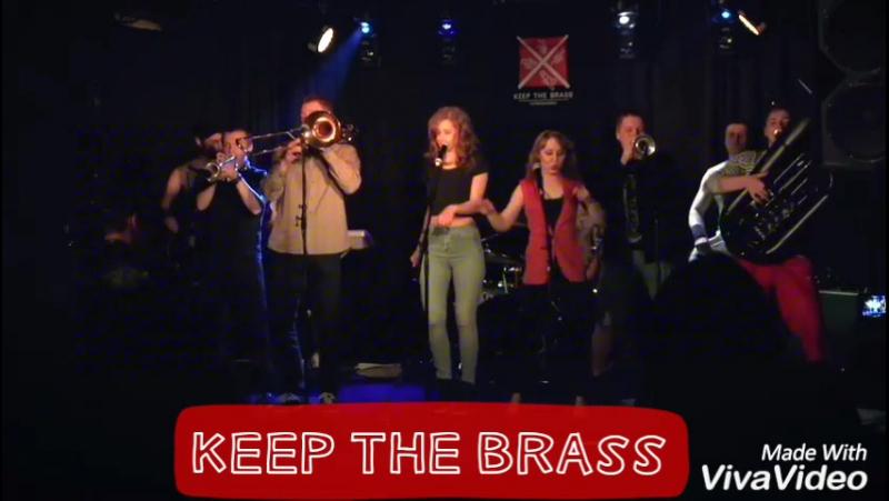 23.09.2017 Keep the brass в клубе SOLO