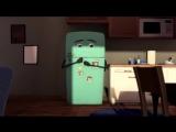 Очень милая и добрая короткометражка про друзей.