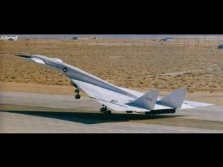 Знаменитые самолеты.Фильм 3. North American XB-70 Valkyrie