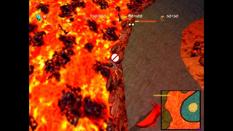 Дисней Динозавр Disney Dinosaur PC game walkthrough - Mission 1