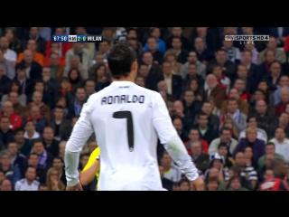 Cristiano Ronaldo Vs AC Milan Home HD 720p