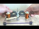 Вечный двигатель на простых черных магнитах схема как собрать