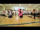 Мастер-класс Баины Басановой в Элисте 05.02.17г. Академия танцевальных искусств DJOMBA