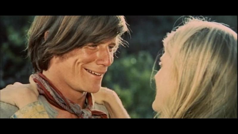 Трейлер Солдата в голубом (1970) Ральфа Нельсона