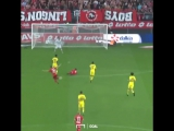 Benjamin Jeannots incredible goal for DFCO - Dijon Football C