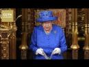 Елизавета II обещает британцам добиться наиболее выгодных условий в процессе Brexit