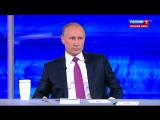 Путин ответил Порошенко на