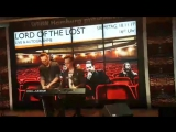 Lord Of The Lost - Ribcages @ Signing & Acoustic Session at Saturn Hamburg 18.11.17