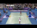 Victor Korea Open 2017 - Final MS - Anthony Sinisuka Ginting vs Jonatan Christie