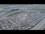 Chopper Camera - 2017 NASCAR XFINITY Series - Round 30 - Kansas