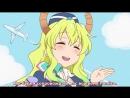 Дракон-горничная госпожи Кобаяши 3 спешл [русские субтитры AniPlay.TV] Kobayashi-san Chi no Maid Dragon Special 3