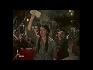 Исторический оптимизм и героизм комсомольцев — песня «Комсомольцы-добровольцы» (Добровольцы, 1958)