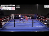 Marc Castro VS Raymond Ford FINAL (EM 123lbs-56kg) 21.10.17