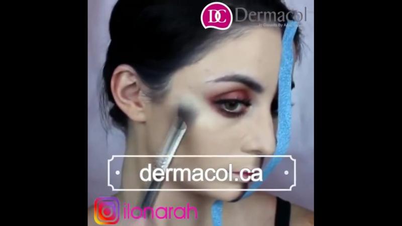 Тональный крем Dermacol с ультра-маскирующим эффектом