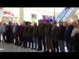 25 февраля 2017 г.Десантный флешмоб в Ярославле, Синева, 25.02.2017 (1)