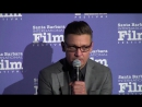 """SBIFF Cinema Society - """"Wind River""""- QA with Jeremy Renner - Clip 02"""