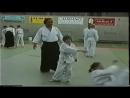 Айкидо детское занятие Масатаке Фудзита сэнсэй Голландия 1997 2