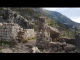 Которская крепость (Черногория) - ВИДЕООБЗОР - часть 2 😁
